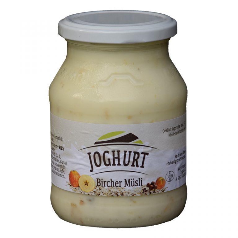 Joghurt_Bircher Müsli