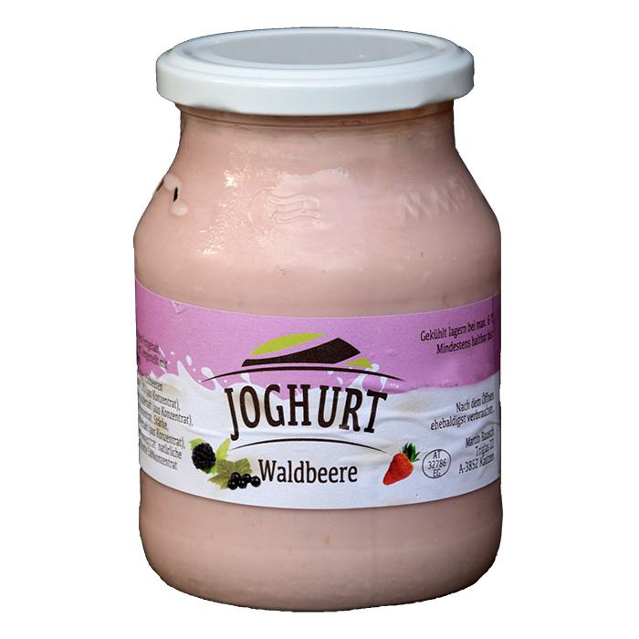 Joghurt_Waldbeere