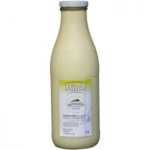 Pasteurisierte Milch