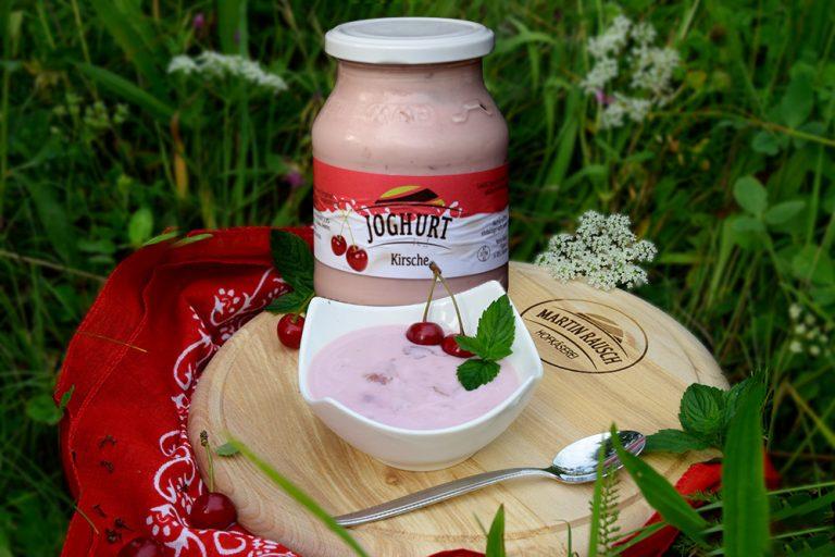 Joghurt Kirsche